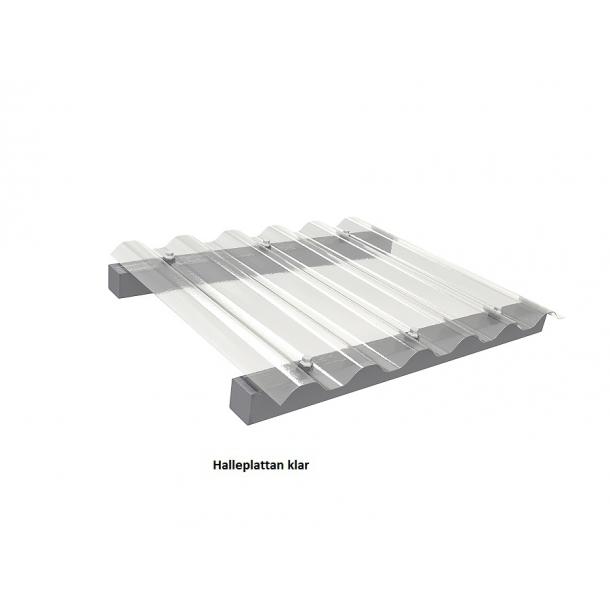Halleplattan glassfiberplater