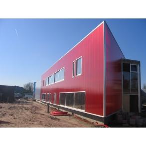 Isolux proff - Kanalplater til fasade og tak