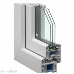 PVC vinduer og dører